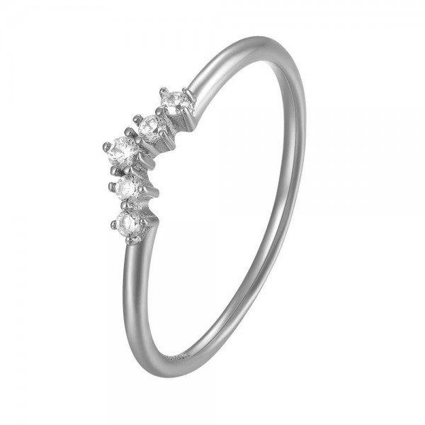 anillo circonitas