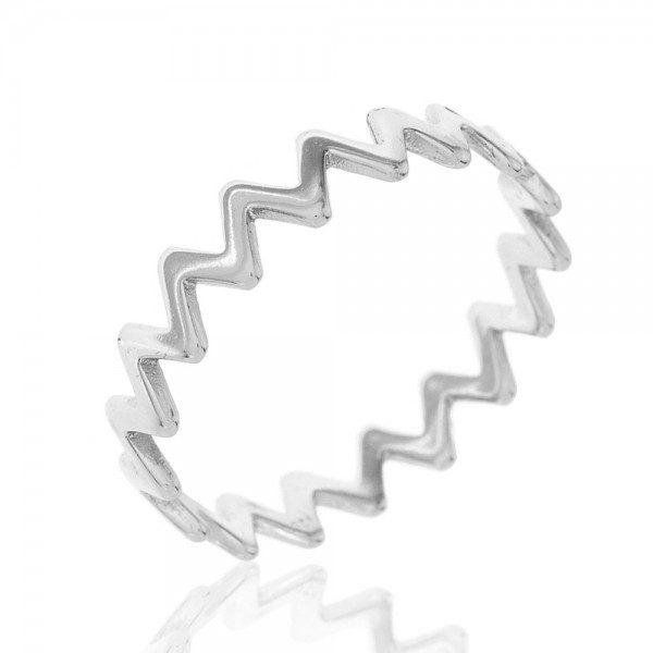 anillo plata 4