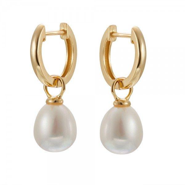 pendientes perla belle