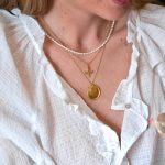 collar perlas cultivadas