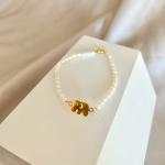 pulsera perlas elefante