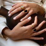 anillo brujula